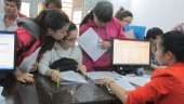 Hướng dẫn ghi phiếu đăng ký dự thi THPT quốc gia và xét tuyển ĐH,CĐ 2017