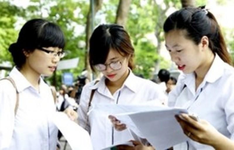 Hướng dẫn tuyển sinh nhóm ngành giáo viên năm 2017