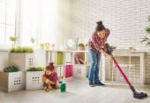 Dọn dẹp nhà cửa - Kỹ năng mềm cần thiết cho trẻ