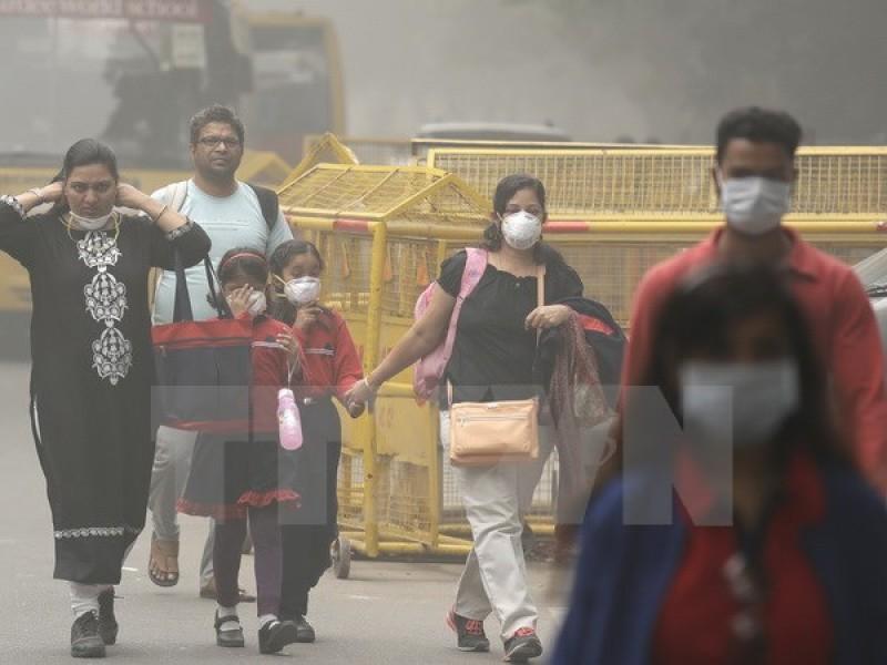Liên hợp quốc kêu gọi các nước giải quyết ô nhiễm không khí