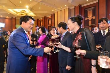 Hà Nội coi trọng trụ cột ngoại giao trong phát triển kinh tế - xã hội