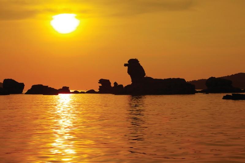 """Đi """"săn"""" mặt trời ở thiên đường Nam Phú Quốc"""