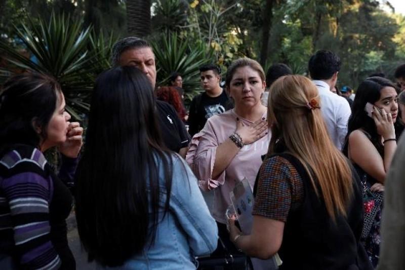 Động đất mạnh 7,2 độ tại Mexico