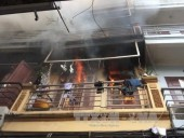 Hà Nội: Hỏa hoạn ngày mùng 2 Tết gần chợ Ngô Sỹ Liên