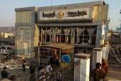 Nổ lớn tại ngân hàng ở Myanmar, hơn 20 người thương vong