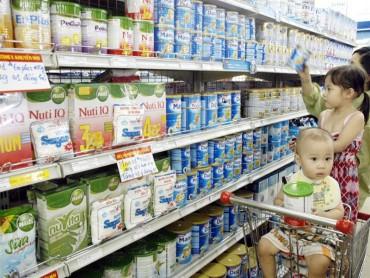 Sữa trẻ em dưới 6 tuổi sẽ truy xuất được nguồn gốc dễ dàng