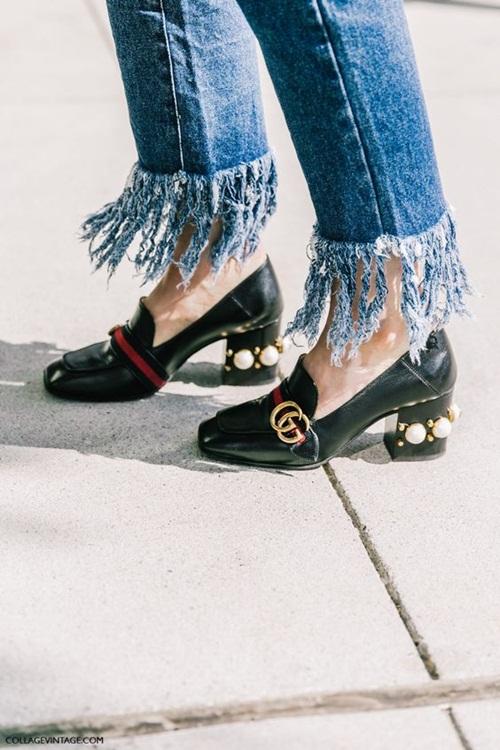 Biến giày rẻ thành hàng hiệu với bí kíp 'dễ như ăn kẹo'