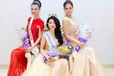 """Thi """"Hoa hậu Hữu nghị ASEAN 2017"""""""