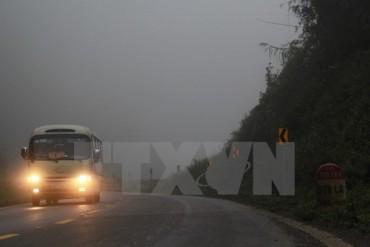 Bắc Bộ, Bắc Trung Bộ có mưa và sương mù vào sáng sớm