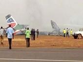 Tai nạn máy bay tại Nam Sudan, ít nhất 37 người bị thương