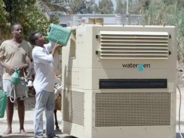 Hà Nội đặt mua máy sản xuất nước tinh khiết từ không khí