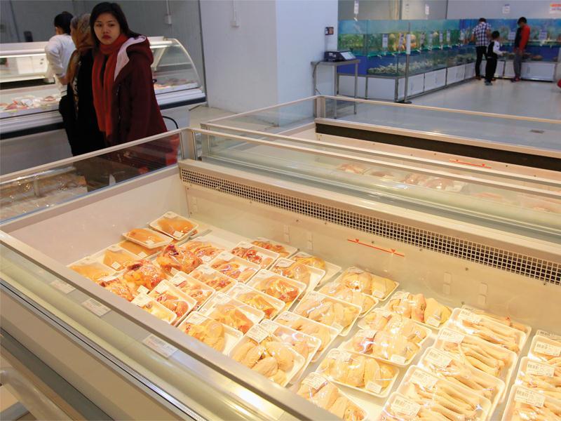 Cảnh giác với thịt nhập khẩu kém chất lượng