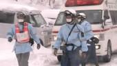 Nhật Bản: Lở tuyết kinh hoàng chôn vùi 8 học sinh phổ thông