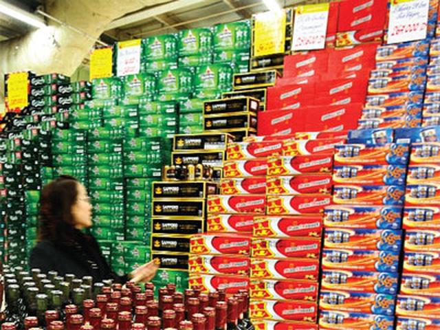 Người Việt dự kiến tiêu thụ 4 tỷ lít bia trong năm 2017