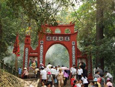 Quy hoạch bảo tồn và phát huy giá trị Khu di tích lịch sử Đền Hùng