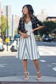 5 cách chọn trang phục cho vóc dáng thanh mảnh như mẫu