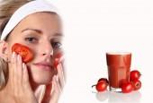 Làm đẹp với cà chua: đơn giản và hiệu quả