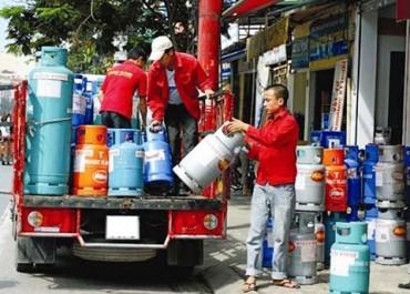 Giá gas tiếp tục giảm mạnh lần thứ 3 liên tiếp