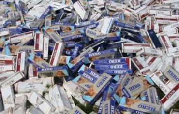 Thuốc lá ngoại nhập lậu còn chất lượng sẽ xử lý bằng cách… bán đấu giá