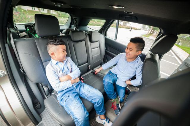 Bí quyết đi du lịch an toàn khi trên xe có trẻ nhỏ