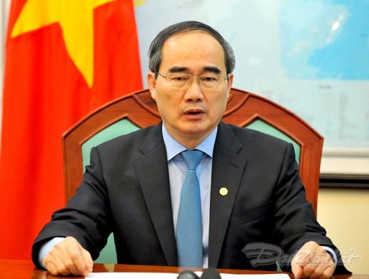 Ông Nguyễn Thiện Nhân làm Bí thư Thành ủy TP Hồ Chí Minh