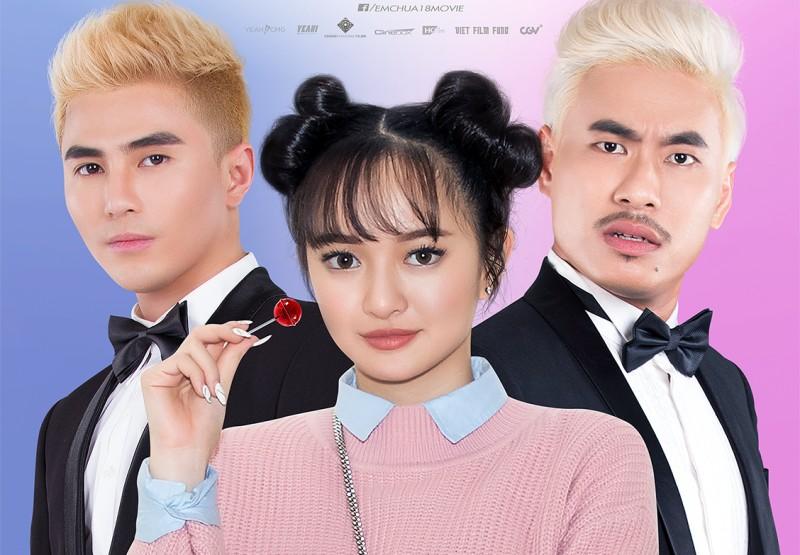 Điện ảnh Việt 2017: Trên đà khởi sắc