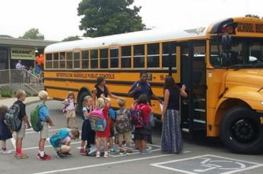 Hà Nội nghiên cứu tổ chức xe buýt dành riêng cho học sinh