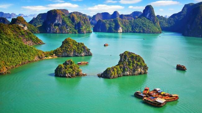 Việt Nam lọt top 14 quốc gia có giá du lịch rẻ