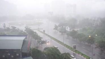 Dự báo thời tiết hôm nay (29.5): Cả nước trời mưa dông do áp thấp