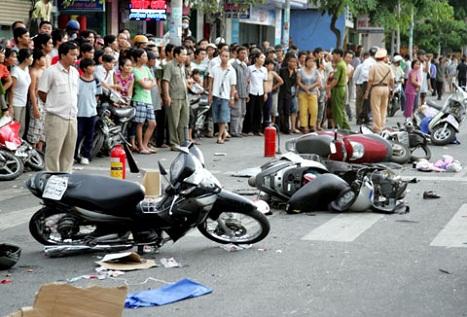 Gần 3.500 người chết vì tai nạn giao thông trong 5 tháng đầu năm 2017