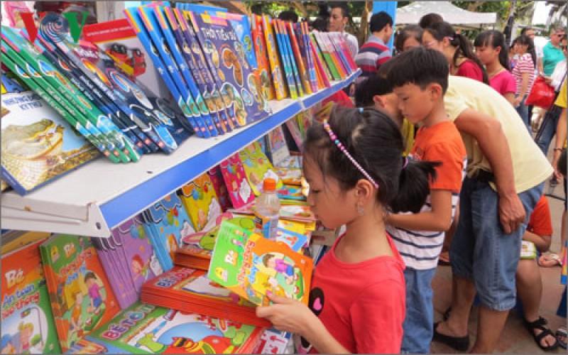 Phố sách Hà Nội sẽ tổ chức hội sách thiếu nhi