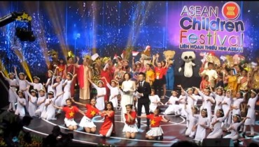 Liên hoan thiếu nhi ASEAN+ 2017