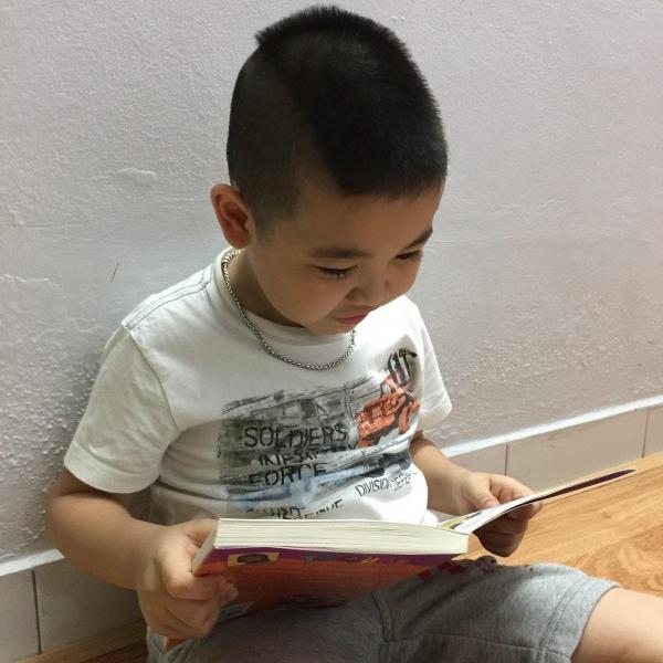 Bí quyết giúp trẻ yêu thích đọc sách