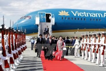Báo Nhật đánh giá tích cực chuyến thăm của Thủ tướng Nguyễn Xuân Phúc