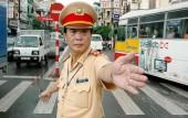 Hà Nội sẽ cấp smartphone cho cảnh sát giao thông