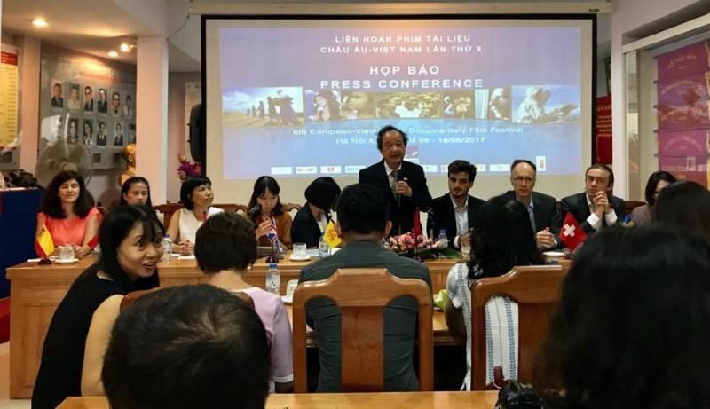 Liên hoan Phim tài liệu Châu Âu - Việt Nam lần thứ 8: Vinh danh tài năng mới
