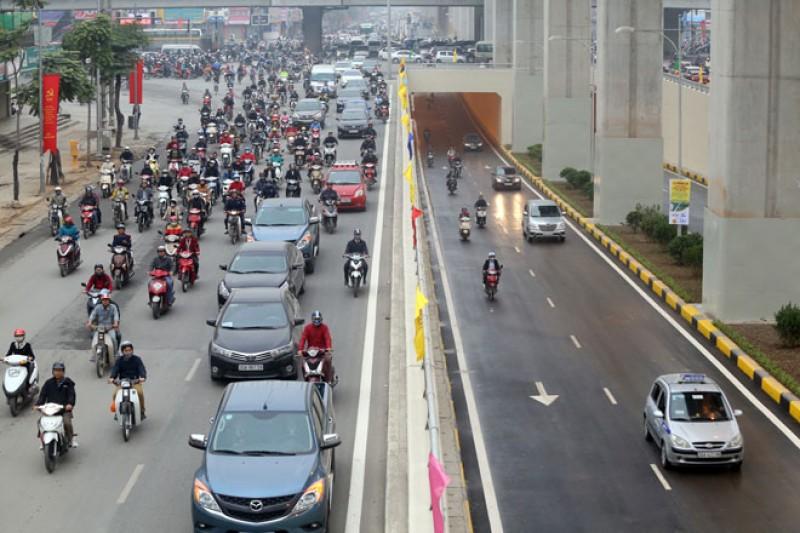 Hà Nội mong muốn có cơ chế đặc thù cho các dự án giao thông