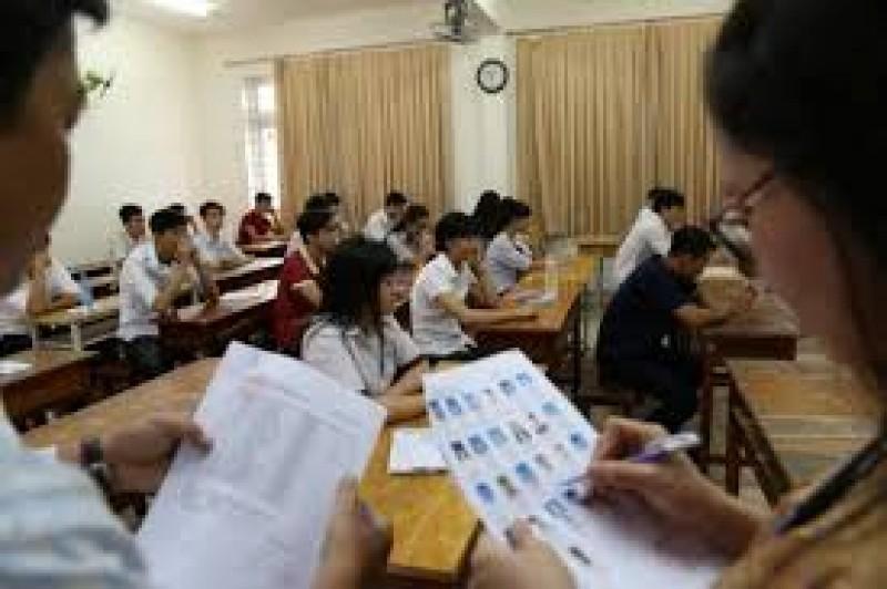 Hà Nội: Phát hiện một trường hợp thi hộ kỳ tuyển sinh vào lớp 10