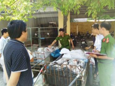 Vận chuyển thịt hàng chục con dê thối từ Sơn La về Ninh Bình tiêu thụ