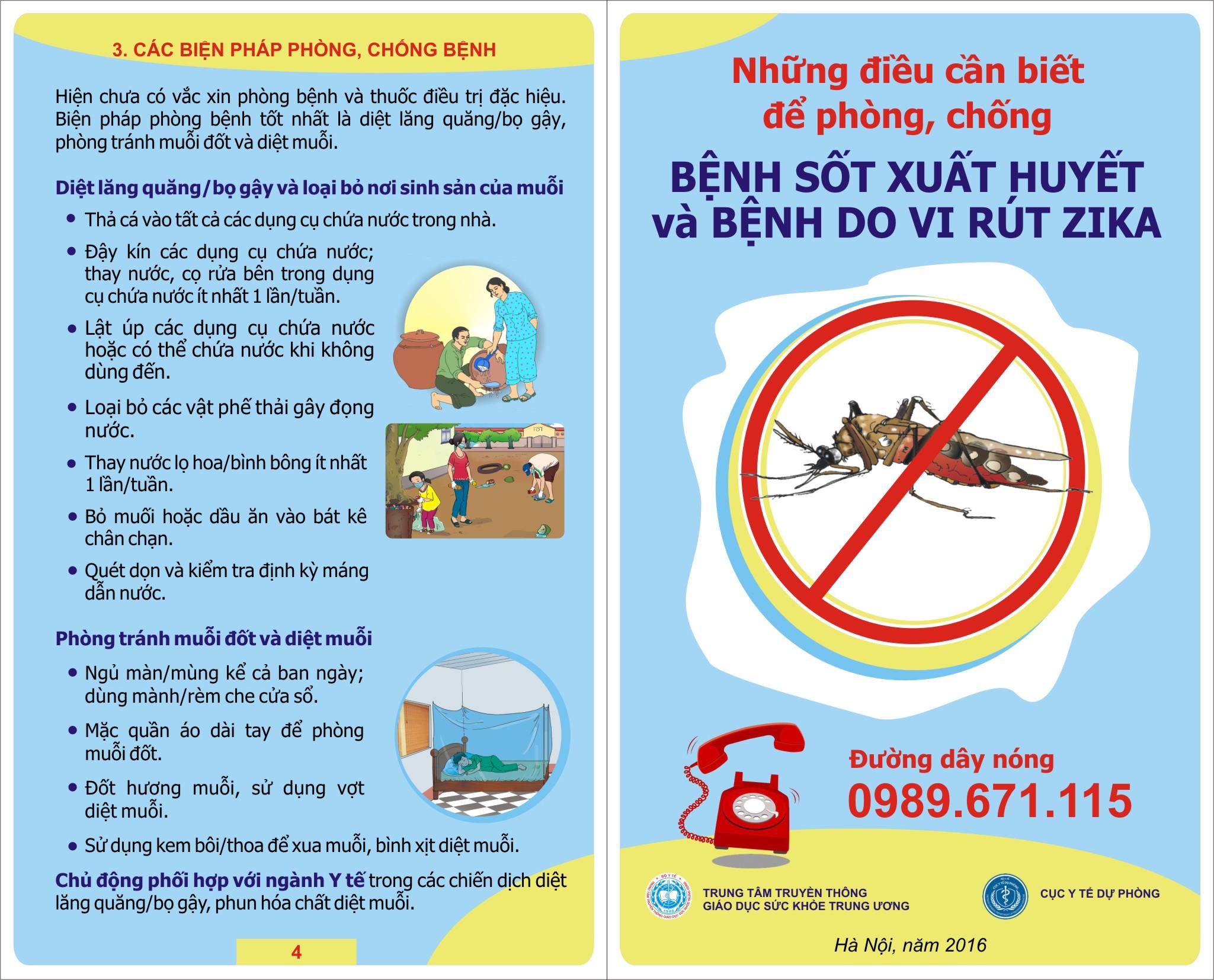 Nguy cơ mắc bệnh do virus lây truyền qua muỗi, côn trùng gia tăng