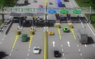 Bộ Giao thông thúc thu phí tự động không dừng trên Quốc lộ 1