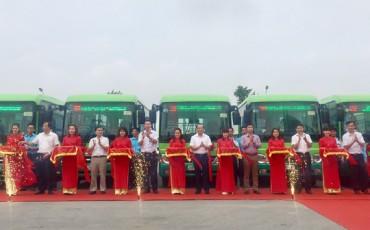 Hà Nội có thêm 3 tuyến buýt mới