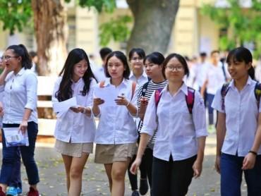 Thời tiết khá mát mẻ trong 3 ngày diễn ra kỳ thi THPT quốc gia