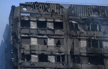 Tiết lộ nguyên nhân dẫn đến vụ hỏa hoạn kinh hoàng ở London