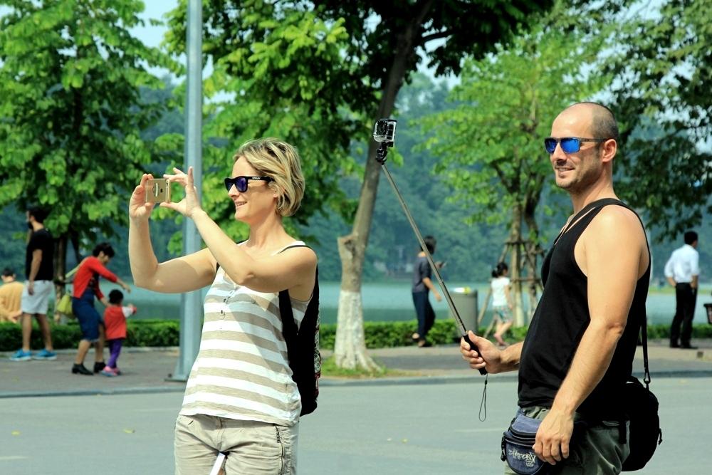 6 tháng, tổng thu của du lịch Hà Nội ước đạt 35.262 tỷ đồng