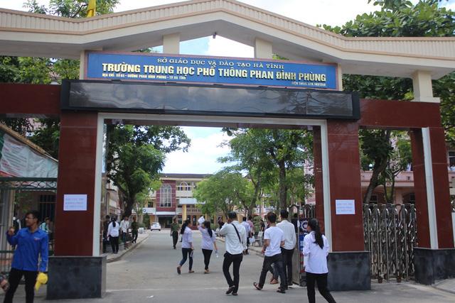 """Những """"sự cố"""" hi hữu trong kỳ thi THPT quốc gia 2017"""