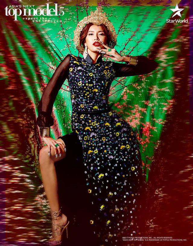 Minh Tú đạt danh hiệu Á quân Asia's Next Top Model