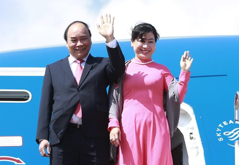 Thủ tướng Nguyễn Xuân Phúc sắp thăm Đức, Hà Lan và tham dự Hội nghị Thượng đỉnh G20