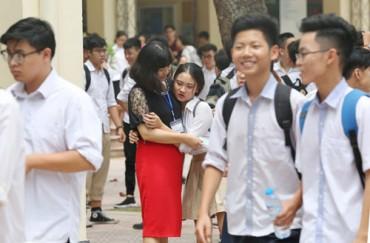Công bố điểm thi THPT quốc gia 2017: Các môn xã hội có nhiều điểm 10