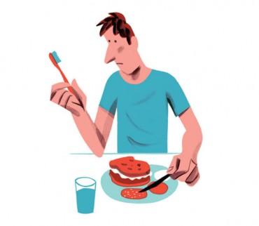 Giải pháp cho 5 sai lầm sức khỏe mắc phải hằng ngày